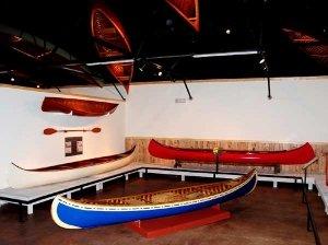 Spooner WI -Canoe Museum