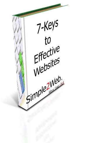eBook on effective websites