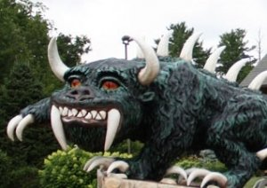 Picture of Rhineland, WI Hodag
