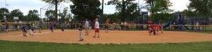 baseball summer slider