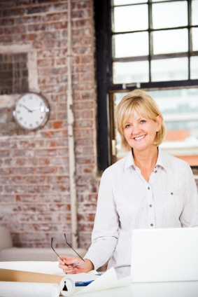 small business woman owner