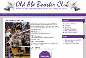 Old Abe Booster Club