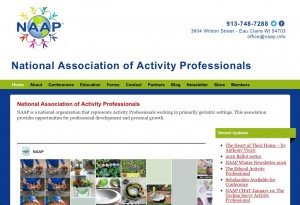 National Association of Activity Professionals