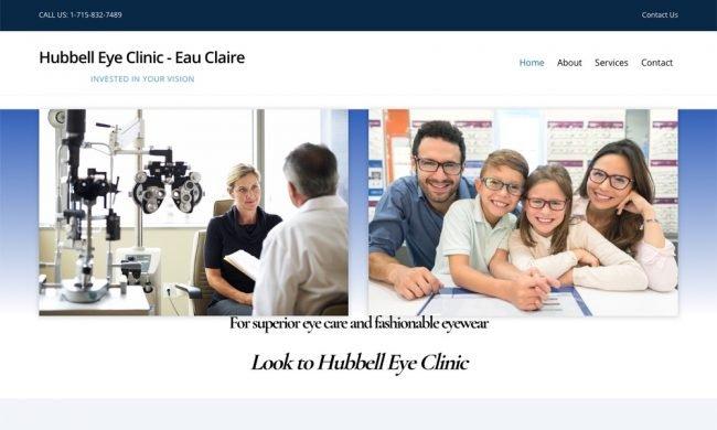 Hubbell Eye Clinic